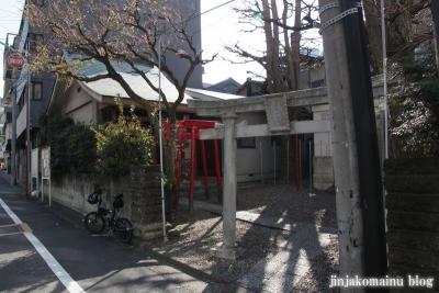 伊藤稲荷神社(渋谷区東)1