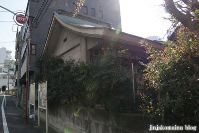 伊藤稲荷神社(渋谷区東)9