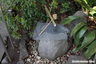 猿楽神社(渋谷区猿楽町)4