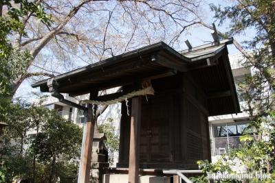 猿楽神社(渋谷区猿楽町)7