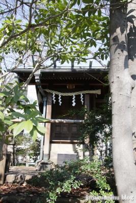 猿楽神社(渋谷区猿楽町)6