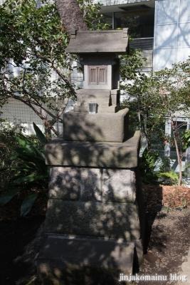 猿楽神社(渋谷区猿楽町)9