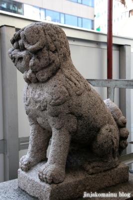 誕生八幡神社(品川区上大崎)16