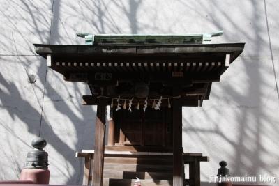 誕生八幡神社(品川区上大崎)6