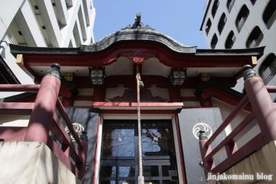 誕生八幡神社(品川区上大崎)7