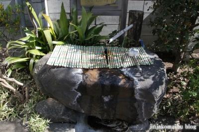 袖ケ崎神社(品川区東五反田)4