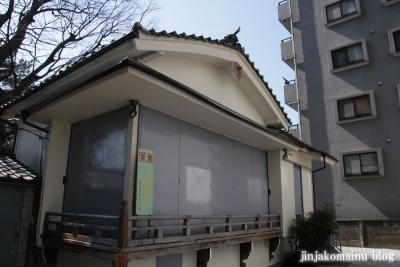 袖ケ崎神社(品川区東五反田)9