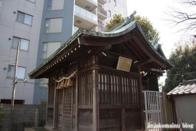 袖ケ崎神社(品川区東五反田)10