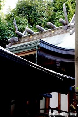 雉子神社(品川区東五反田)10