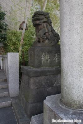 雉子神社(品川区東五反田)16