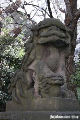 雉子神社(品川区東五反田)22