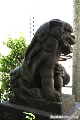 雉子神社(品川区東五反田)18
