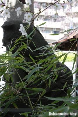 雉子神社(品川区東五反田)23