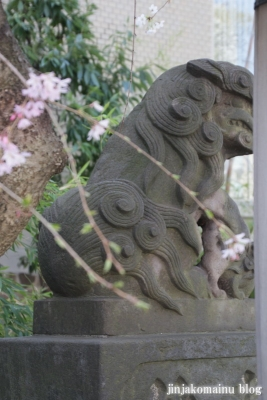 雉子神社(品川区東五反田)24