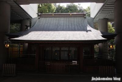 雉子神社(品川区東五反田)7