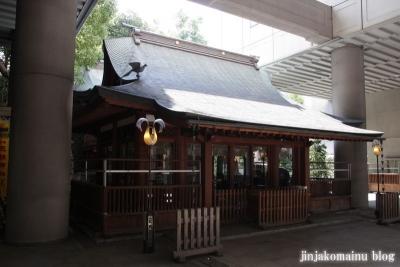 雉子神社(品川区東五反田)8
