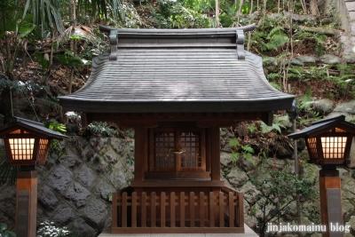 雉子神社(品川区東五反田)14