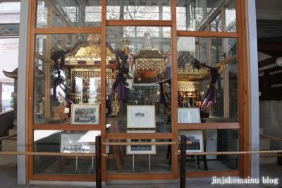 雉子神社(品川区東五反田)15