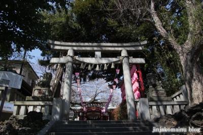 居木神社(品川区大崎)3