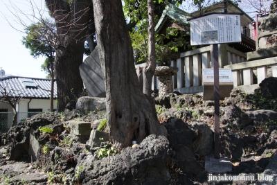 居木神社(品川区大崎)4