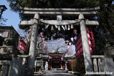 居木神社(品川区大崎)6