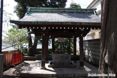 居木神社(品川区大崎)9