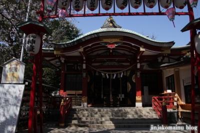 居木神社(品川区大崎)11