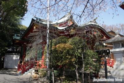 居木神社(品川区大崎)12
