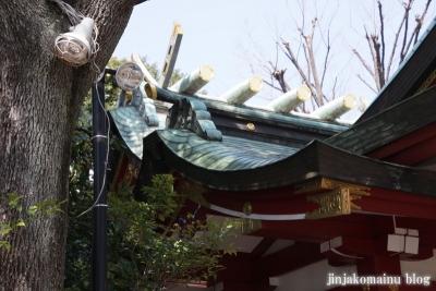 居木神社(品川区大崎)13