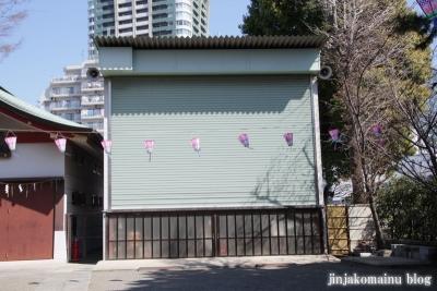 居木神社(品川区大崎)14