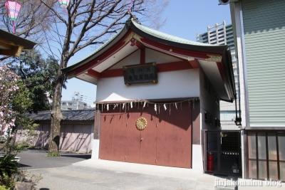 居木神社(品川区大崎)15
