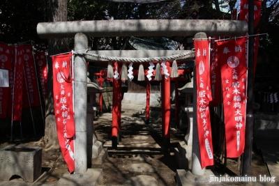 居木神社(品川区大崎)18