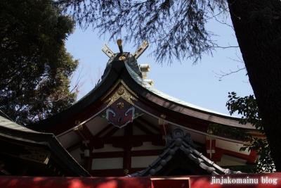 居木神社(品川区大崎)22