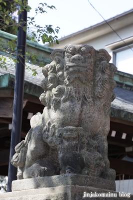 居木神社(品川区大崎)8