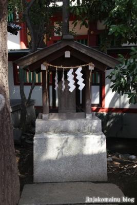 居木神社(品川区大崎)17