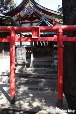 居木神社(品川区大崎)20