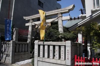 荏原金刀比羅神社(品川区荏原)1