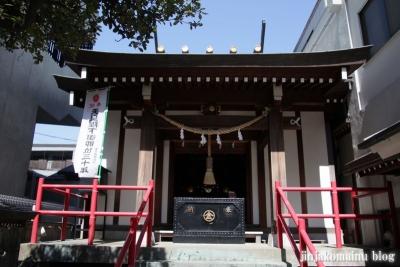 荏原金刀比羅神社(品川区荏原)8