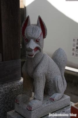 京極稲荷神社(品川区小山)5