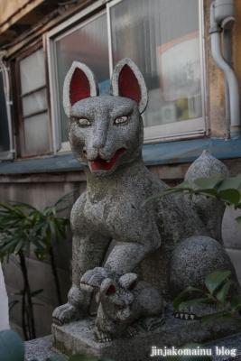 末廣稲荷神社(品川区戸越)3