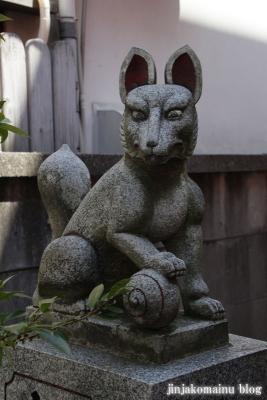 末廣稲荷神社(品川区戸越)4