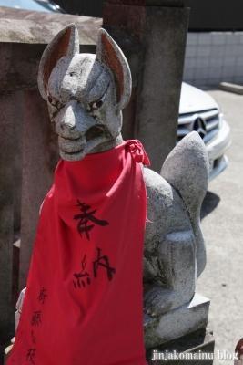 笠森稲荷神社(品川区戸越)4