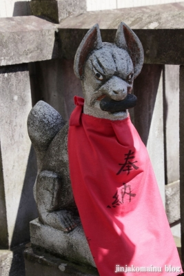 笠森稲荷神社(品川区戸越)5