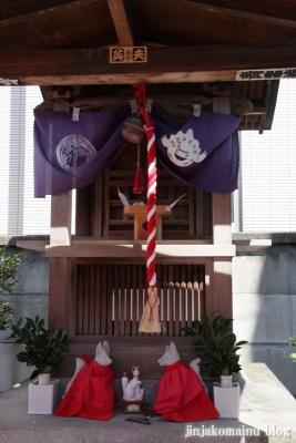 笠森稲荷神社(品川区戸越)7