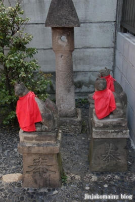 笠森稲荷神社(品川区戸越)8