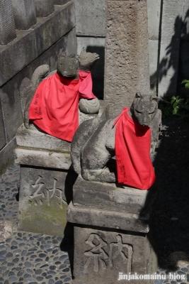 笠森稲荷神社(品川区戸越)9