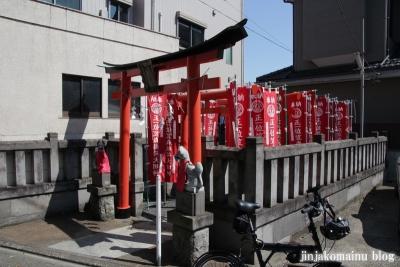 笠森稲荷神社(品川区戸越)1