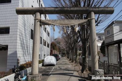 下神明天祖神社(品川区二葉)3