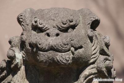 下神明天祖神社(品川区二葉)17