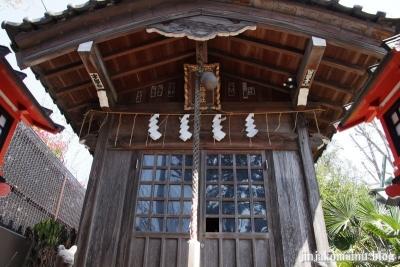 下神明天祖神社(品川区二葉)29